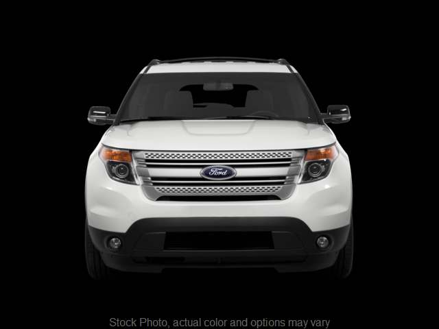 Used 2015  Ford Explorer 4d SUV FWD XLT at Bobb Suzuki near Columbus, OH