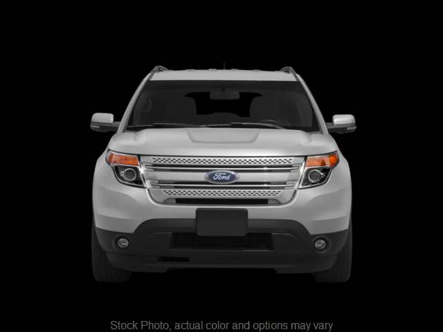 Used 2015  Ford Explorer 4d SUV FWD Limited at Texas Certified Motors near Odesa, TX