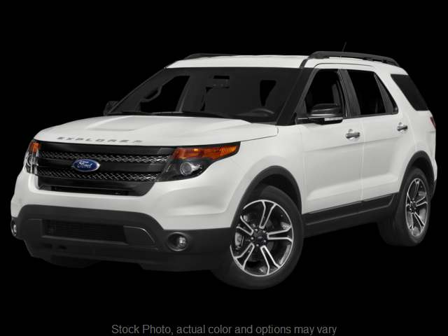 2015 Ford Explorer 4d SUV 4WD Sport at Arnie's Ford near Wayne, NE
