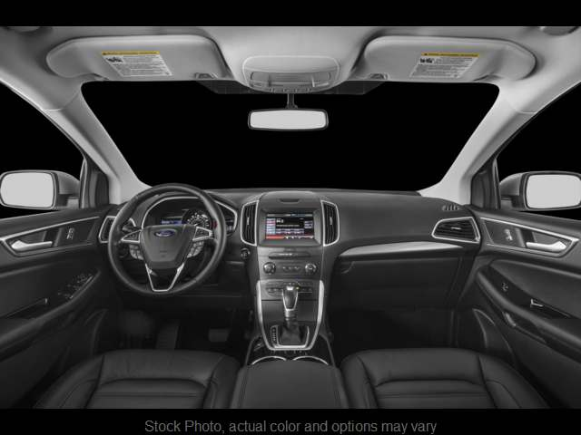 Used 2015  Ford Edge 4d SUV AWD SEL EcoBoost at Bobb Suzuki near Columbus, OH