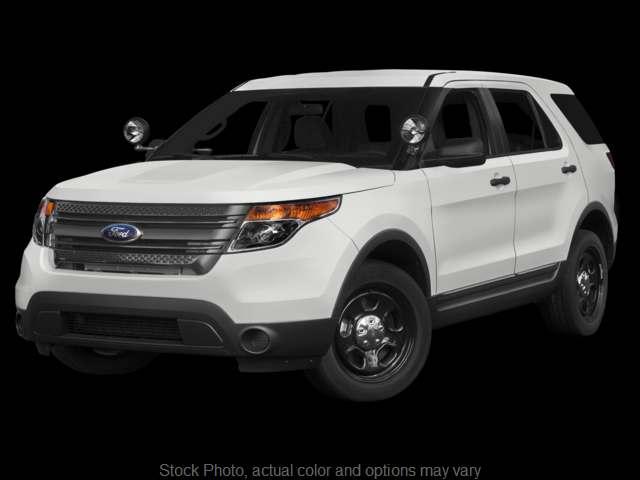 Used 2015 Ford Police Interceptor Utility 4d SUV AWD at Ramsey Motor Company - North Lot near Harrison, AR