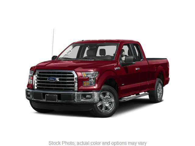 2016 Ford F150 4WD SuperCab XLT at Maxx Loans USA near Saline, MI