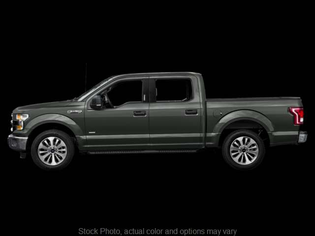 Used 2016  Ford F150 4WD SuperCrew XLT 5 1/2 at Naples Auto Sales near Vernal, UT