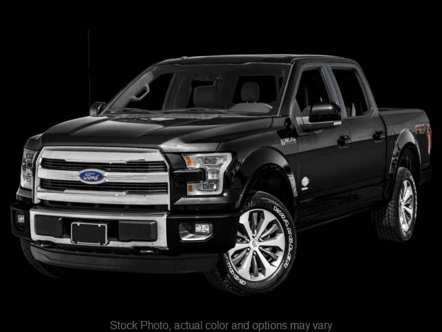 Used 2015 Ford F150 4WD Supercrew King Ranch 5 1/2 at Auto Sense near Salem, NH