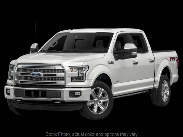 Used 2015  Ford F150 4WD Supercrew Platinum 5 1/2 at Bobb Suzuki near Columbus, OH
