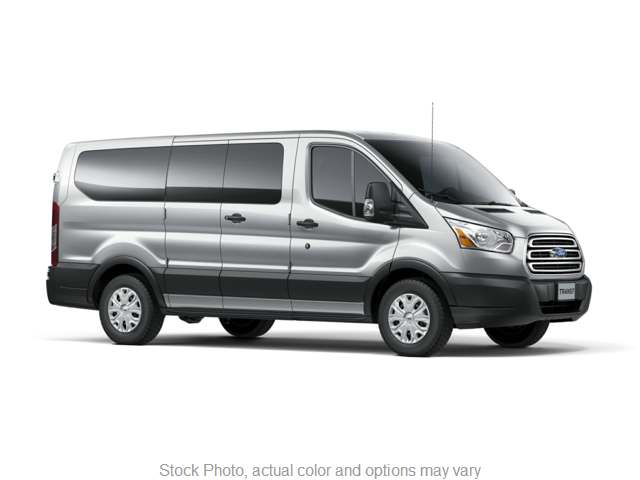 Used 2018 Ford Transit 350 Passenger Wagon Low Roof Wagon XLT at Kona Nissan near Kailua Kona, HI