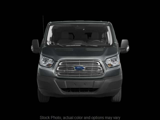 Used 2017  Ford Transit 150 Passenger Wagon Low Roof Wagon XLT w/Right Sliding Door at Mike Burkart Ford near Plymouth, WI