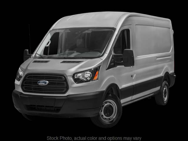 Used 2015  Ford Transit 250 Cargo Van Med Roof Van LWB at Mike Burkart Ford near Plymouth, WI