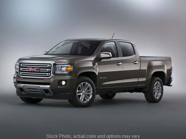 2015 GMC Canyon 4WD Crew Cab SLT at Car Country near Aurora, IN