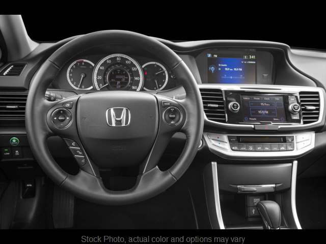 Used 2015  Honda Accord Sedan 4d EX-L V6 at Bobb Suzuki near Columbus, OH