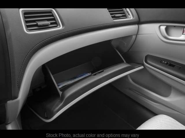 Used 2015  Honda Civic Sedan 4d LX CVT at Bobb Suzuki near Columbus, OH