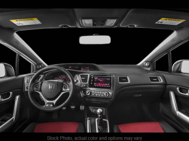 Used 2015  Honda Civic Coupe 2d Si at Graham Auto Group near Mansfield, OH