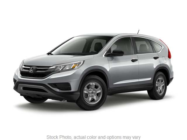 Used 2015  Honda CR-V 4d SUV FWD LX at Bobb Suzuki near Columbus, OH