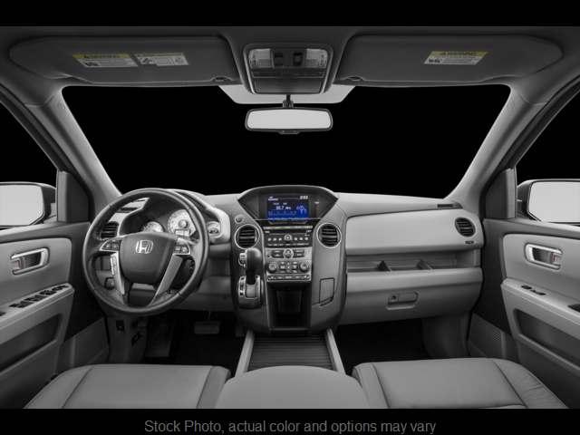 Used 2015  Honda Pilot 4d SUV 4WD EX-L at Bobb Suzuki near Columbus, OH