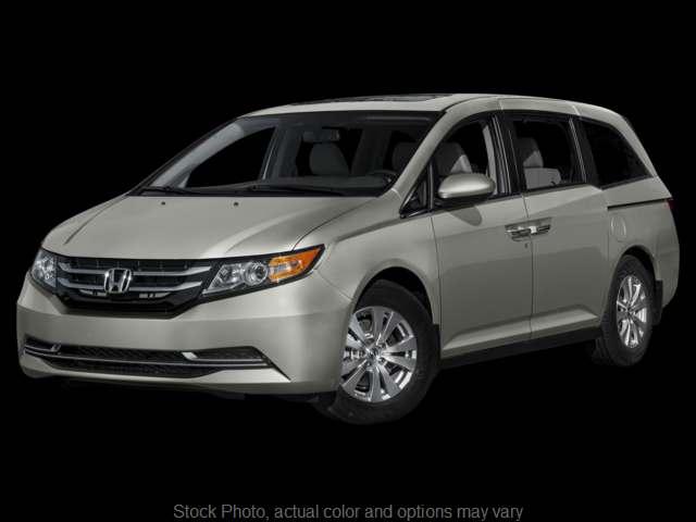 2015 Honda Odyssey 4d Wagon EX-L at Car Country near Aurora, IN