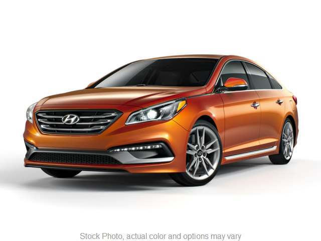 2015 Hyundai Sonata 4d Sedan Sport at Planet Mitsubishi near Charlotte, NC