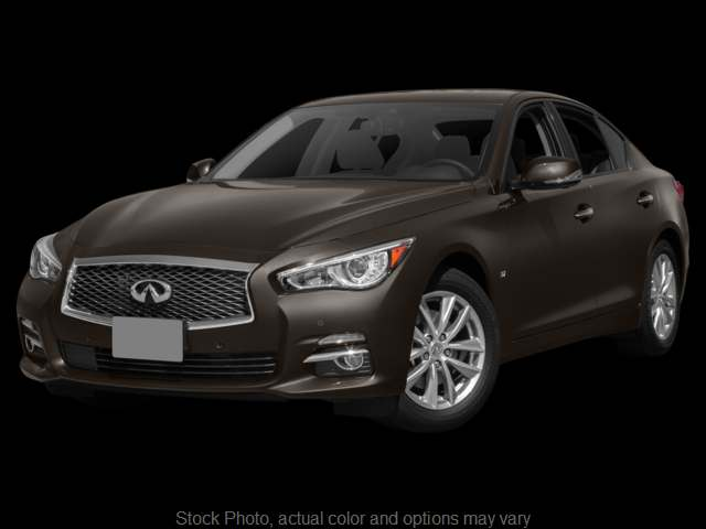 2015 Infiniti Q50 4d Sedan AWD at CarCo Auto World near South Plainfield, NJ