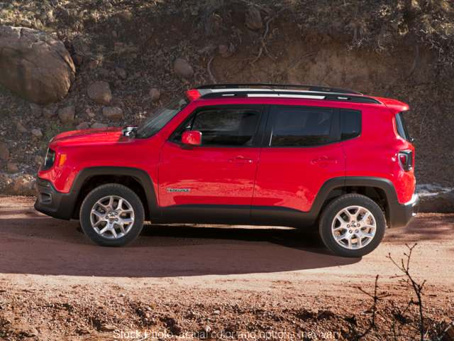 New 2018  Jeep Renegade 4d SUV FWD Latitude at Kama'aina Motors near Hilo, HI