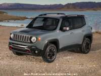 New 2017 Jeep Renegade 4d SUV 4WD Trailhawk at Kama'aina Motors near Hilo, HI