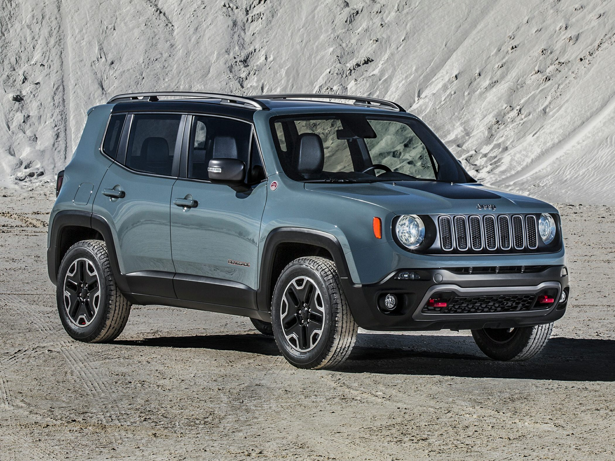 2018 Jeep Renegade Trailhawk 4 Dr Sport Utility at South 20 Dodge