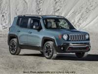 New 2017  Jeep Renegade 4d SUV 4WD Trailhawk at Kama'aina Motors near Hilo, HI