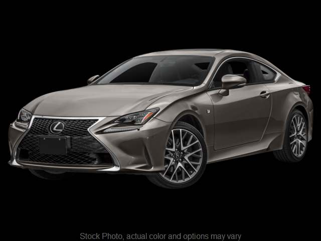 Used 2015  Lexus RC350 2d Coupe AWD at Bobb Suzuki near Columbus, OH