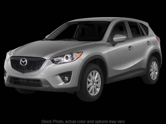 2015 Mazda CX-5 4d SUV FWD Touring at Bobb Suzuki near Columbus, OH