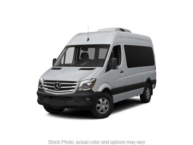 Used 2017 Mercedes-Benz Sprinter 2500 Wagon 3d Van 144