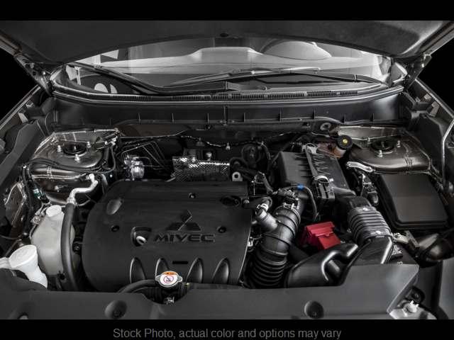 New 2015  Mitsubishi Outlander Sport 4d SUV FWD ES 2.4L at Planet Mitsubishi near Charlotte, NC