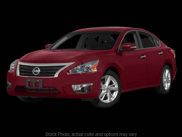 2015 Nissan Altima 4d Sedan SL 2.5L at Bobb Suzuki near Columbus, OH