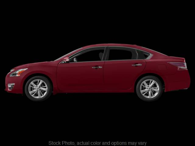 Used 2015  Nissan Altima 4d Sedan SL 2.5L at Bobb Suzuki near Columbus, OH