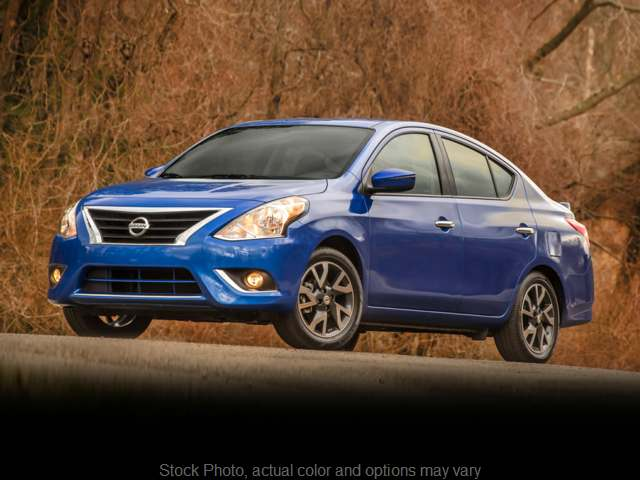 2018 Nissan Versa 4d Sedan SV at VA Cars Inc. near Richmond, VA