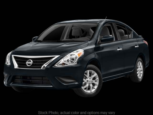 2015 Nissan Versa 4d Sedan SV at AutoMax Jonesboro near Jonesboro, AR