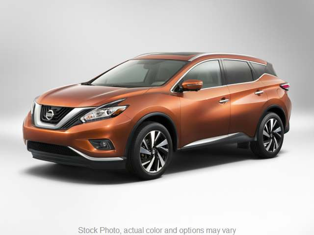 2018 Nissan Murano 4d SUV FWD SV at Oxendale Auto Outlet near Winslow, AZ