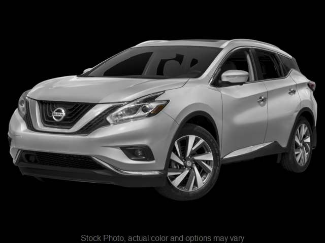 2015 Nissan Murano 4d SUV FWD Platinum at Ted Ciano's Used Cars and Trucks near Pensacola, FL