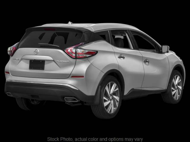 Used 2015  Nissan Murano 4d SUV FWD Platinum at Ted Ciano's Used Cars and Trucks near Pensacola, FL