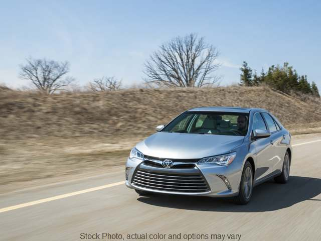 2017 Toyota Camry 4d Sedan LE at Ubersox Used Car Superstore near Monroe, WI