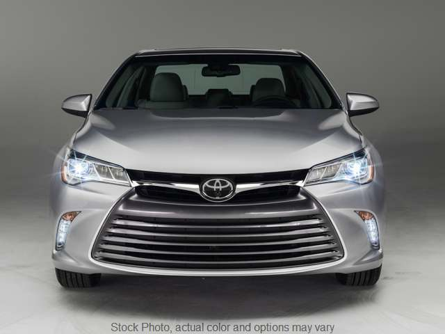 Used 2015  Toyota Camry 4d Sedan LE at Bill Fitts Auto Sales near Little Rock, AR