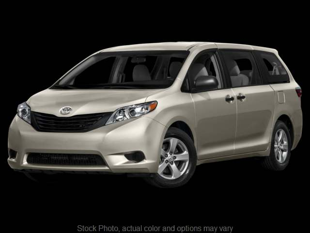 2015 Toyota Sienna 4d Wagon L at Bobb Suzuki near Columbus, OH