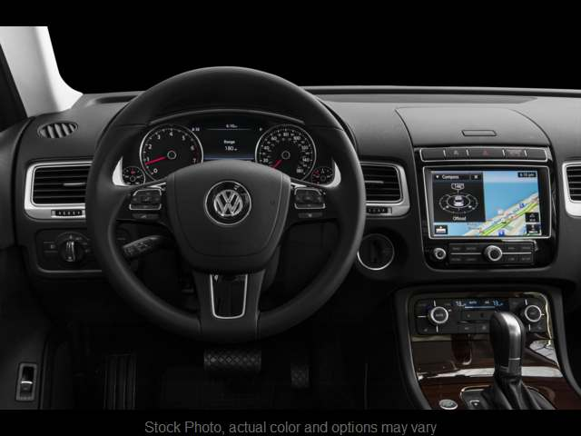 Used 2015  Volkswagen Touareg TDI 4d SUV Executive at Shields AutoMart near Paxton, IL