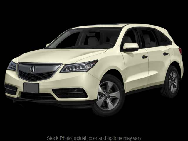 2016 Acura MDX 4d SUV AWD at CarCo Auto World near South Plainfield, NJ