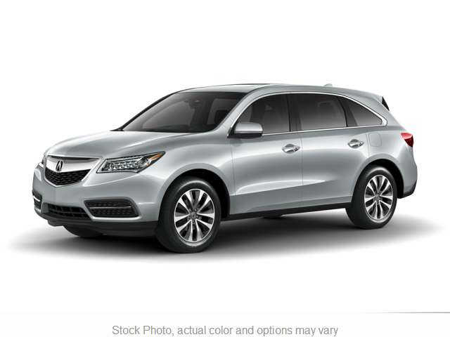 2016 Acura MDX 4d SUV AWD Tech at CarCo Auto World near South Plainfield, NJ
