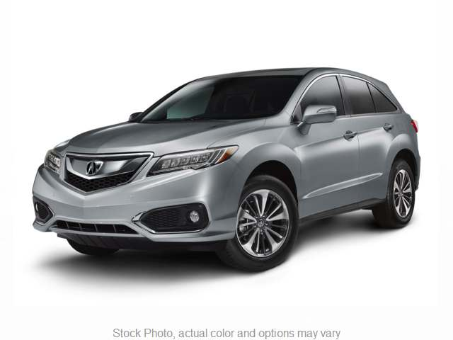 Used 2016  Acura RDX 4d SUV AWD Advance at Monster Motors near Michigan Center, MI