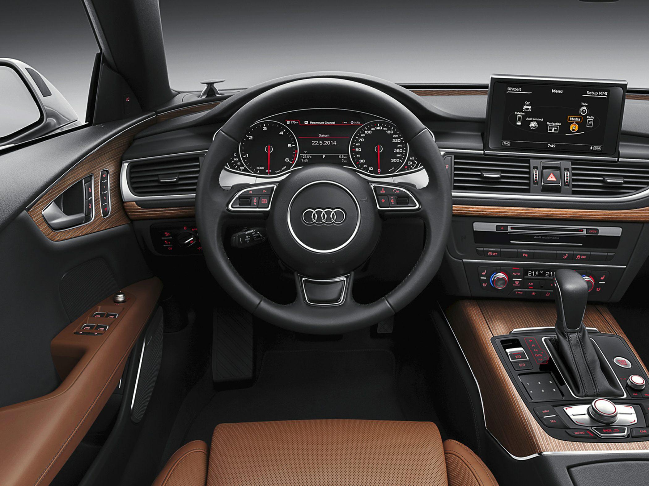 Audi A7 2018 Colours 3 0 T