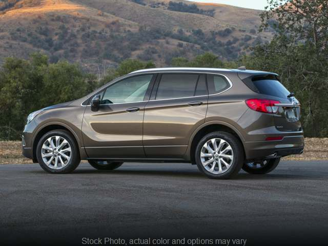 Used 2017  Buick Envision 4d SUV AWD Essence at You Sell Auto near Lakewood, CO