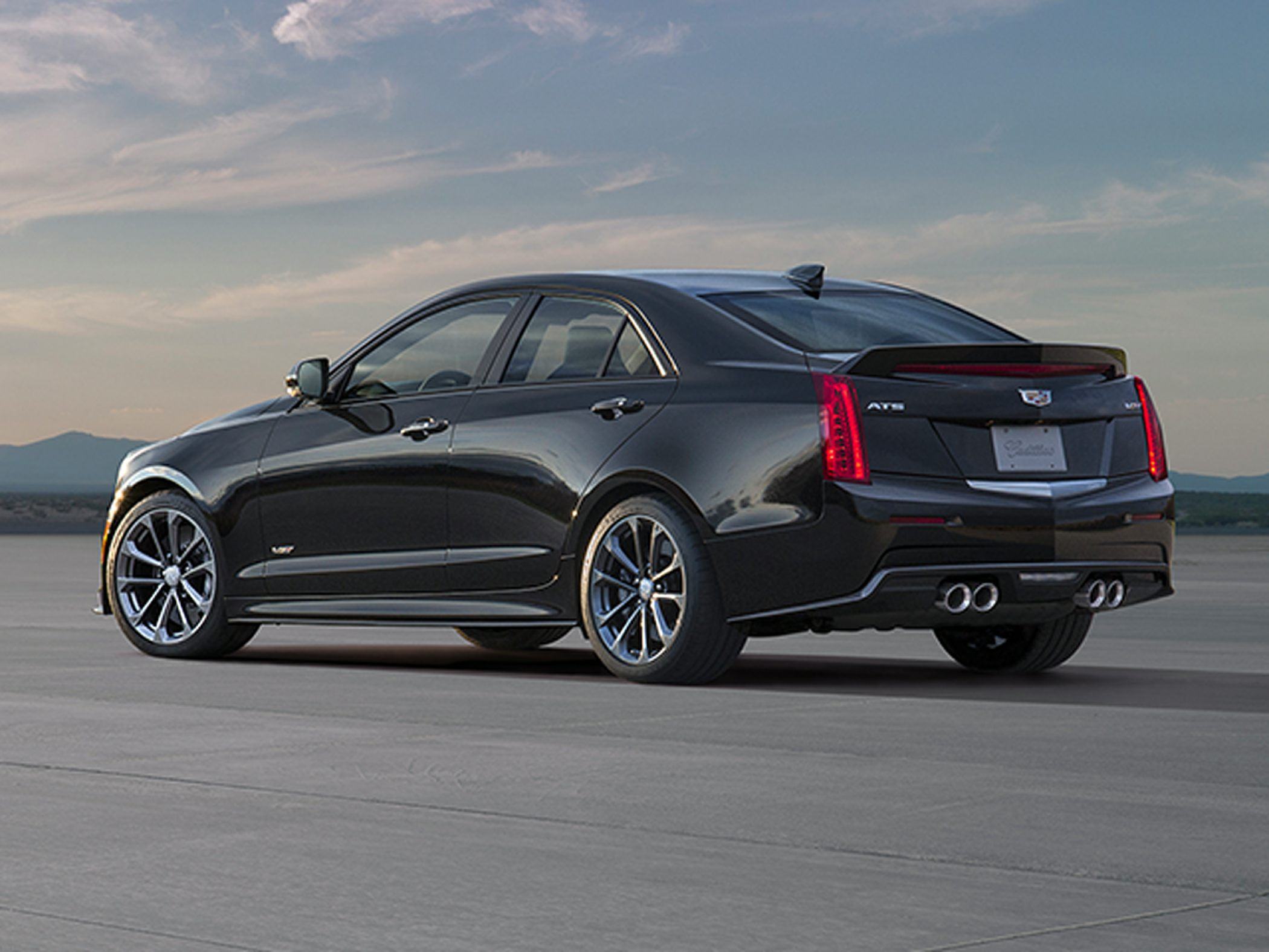 2018 Cadillac Ats V For Sale In Peterborough Jack Mcgee Chevrolet