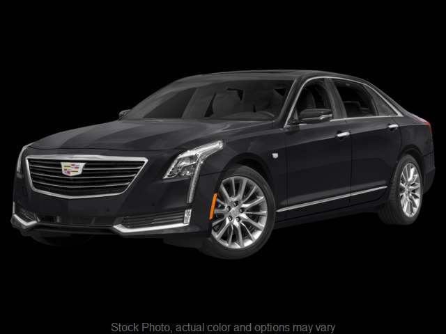 2016 Cadillac CT6 4d Sedan 3.6L Luxury AWD at Good Wheels near Ellwood City, PA