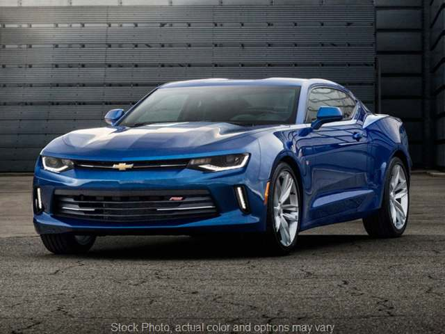 Used 2018  Chevrolet Camaro 2d Coupe LT1 V6 at Shields Auto Group near Rantoul, IL