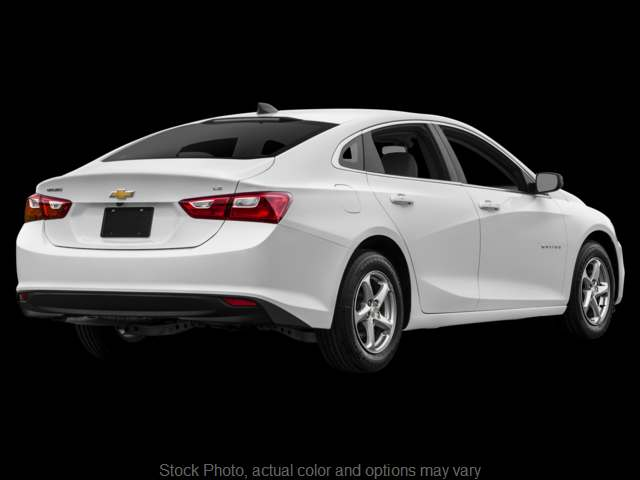 Used 2016  Chevrolet Malibu 4d Sedan LS at Premier Car & Truck near St. George, UT