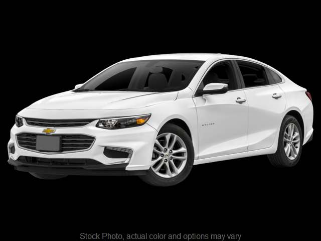 2016 Chevrolet Malibu 4d Sedan LT w/1LT at Sharpnack Auto Credit near Willard, OH